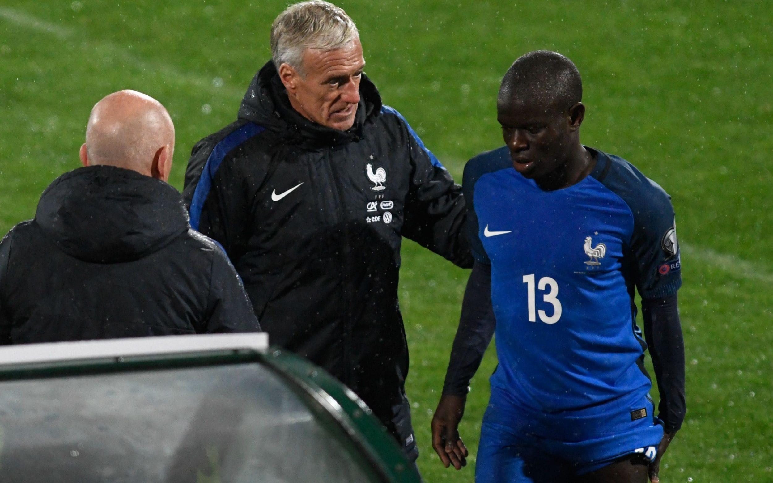 Chelsea đương đầu tin dữ từ Kante