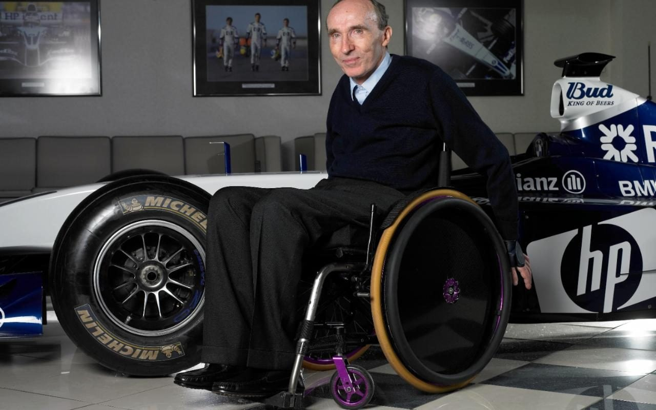 Car Logo Wallpaper For Mobile F1 Team Principal Sir Frank Williams Recovering From
