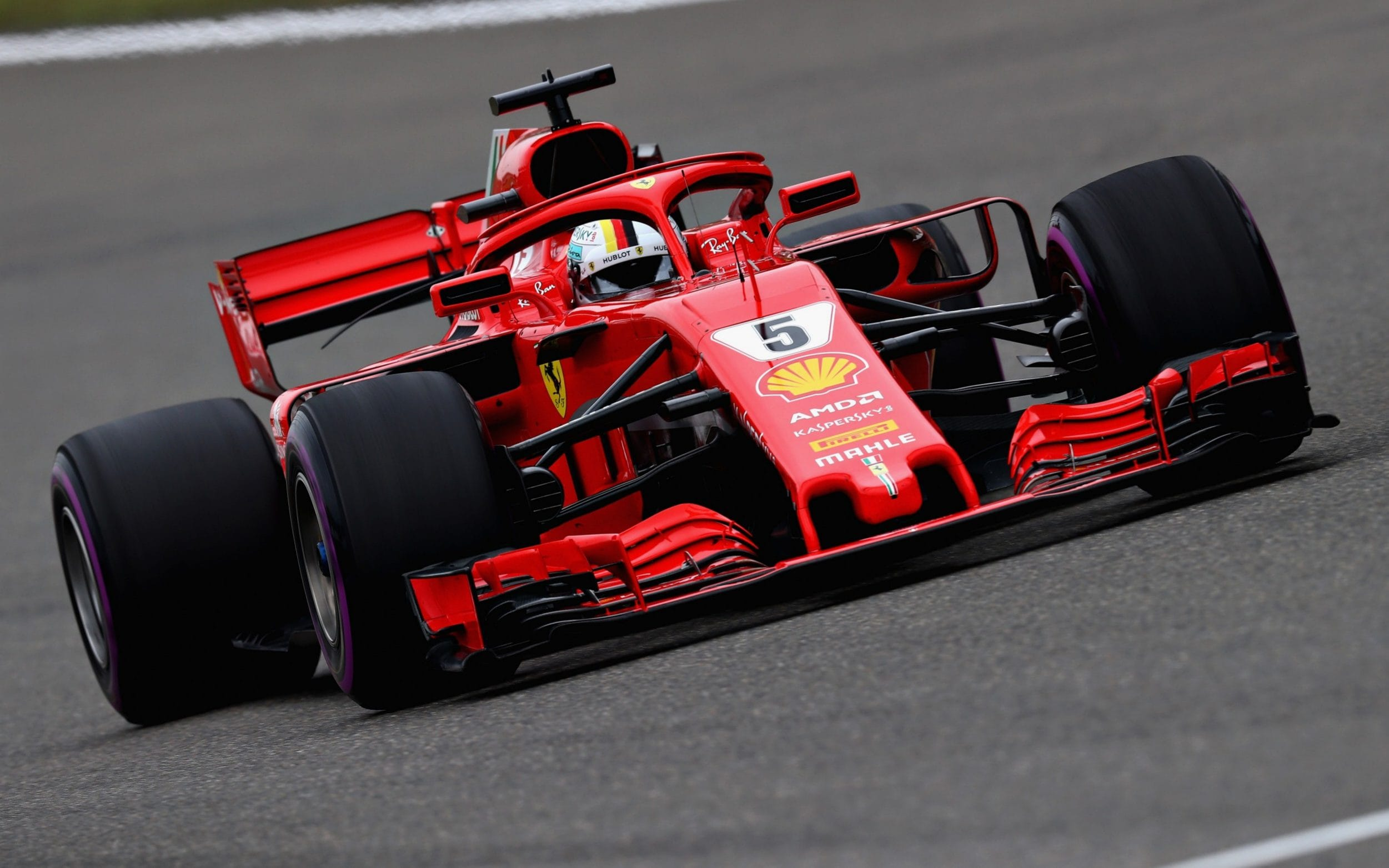 German Car Wallpaper Sebastian Vettel Takes Chinese Grand Prix Pole For Ferrari