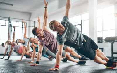Working out in a group is the best way to get fit – so why ...