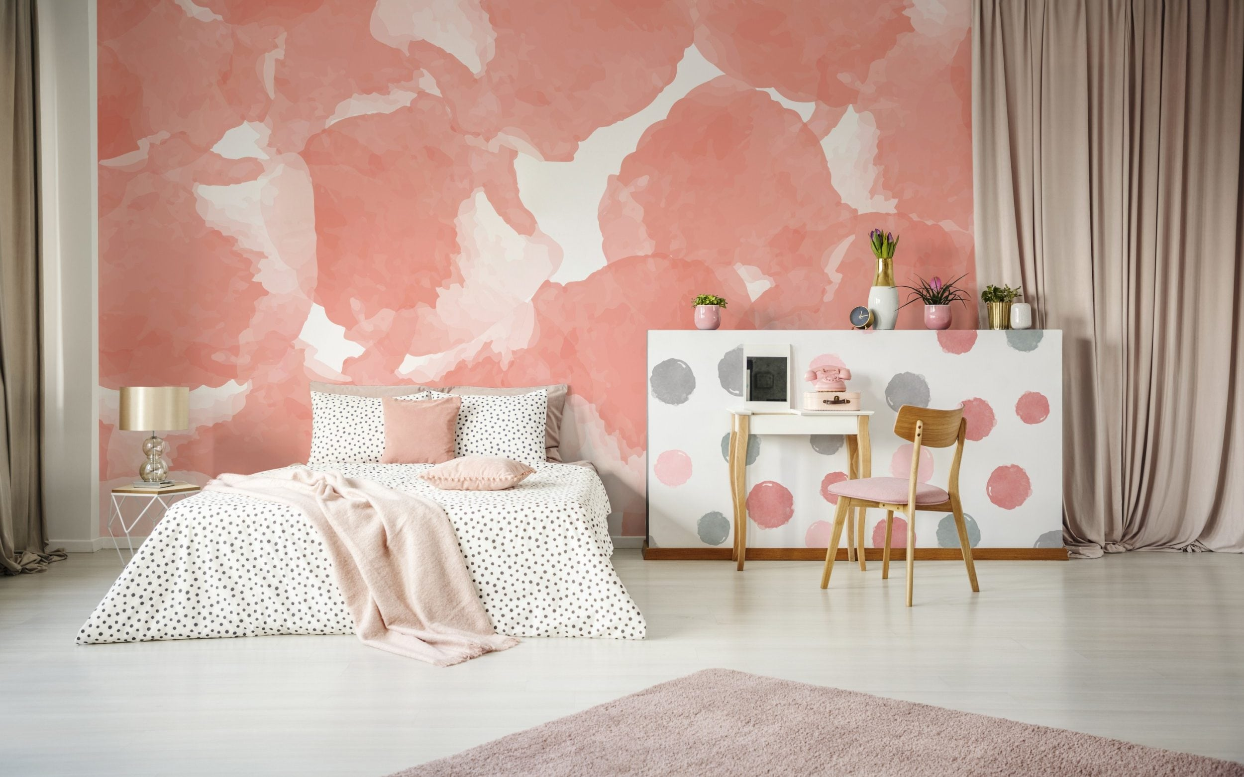 Coral is the new grey: the hottest interior trends of 2019