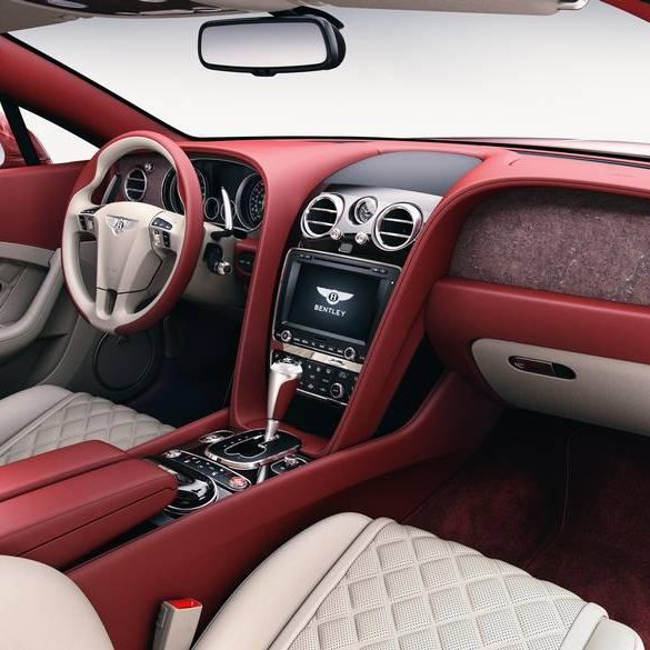 Car Logo Wallpaper For Mobile Rock Star The Bentley With Stone Carved Interiors