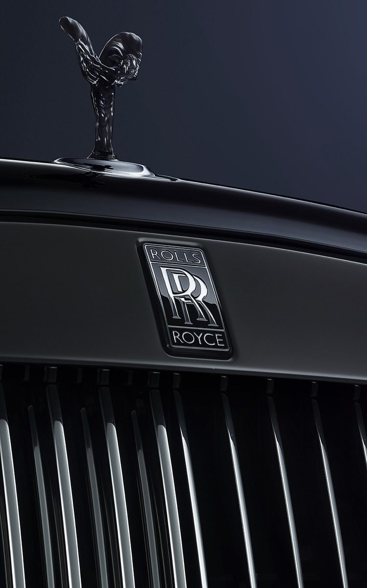 Royal Royce Car Hd Wallpaper Fast And Refined The Rolls Royce Ghost Black Badge
