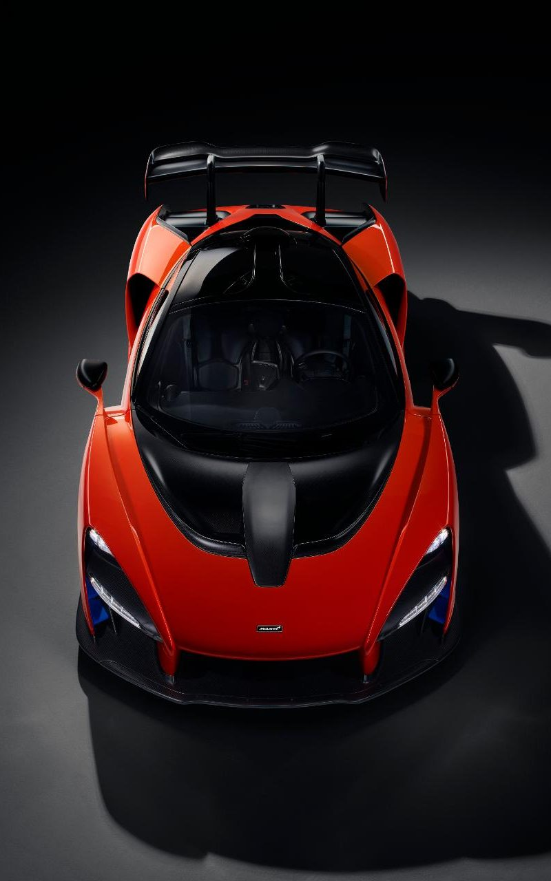 Car In Road Wallpaper The New Mclaren Senna What S In A Name