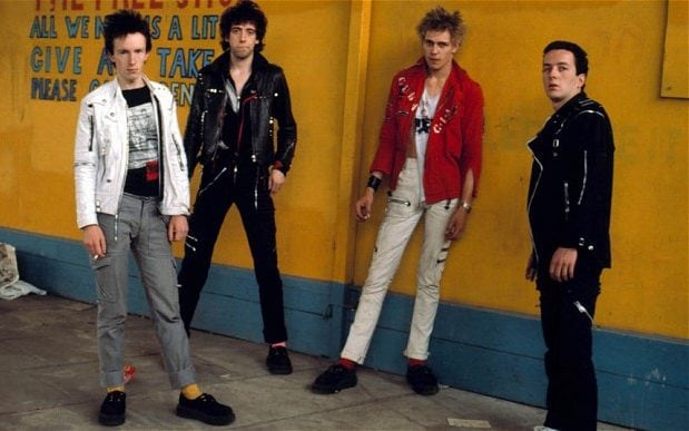 The Clash 39joe39s With Us Through His Words39