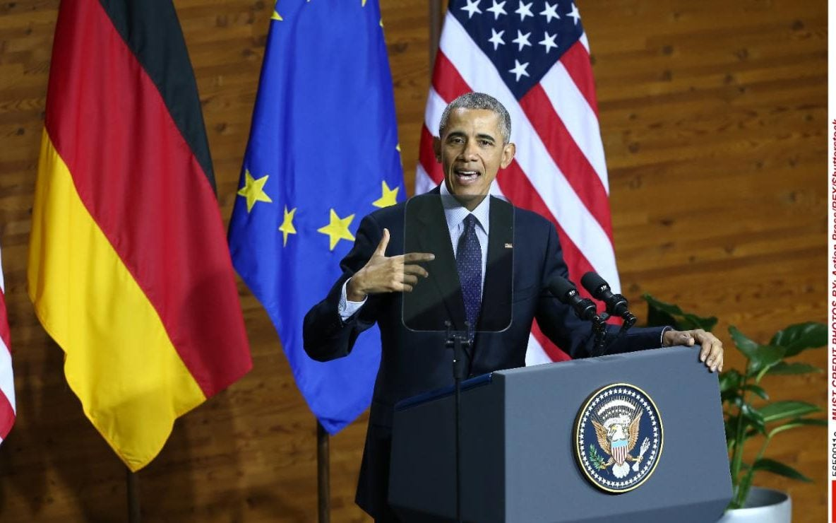 Obama Tells 39complacent39 Europe To Hike Military Spending