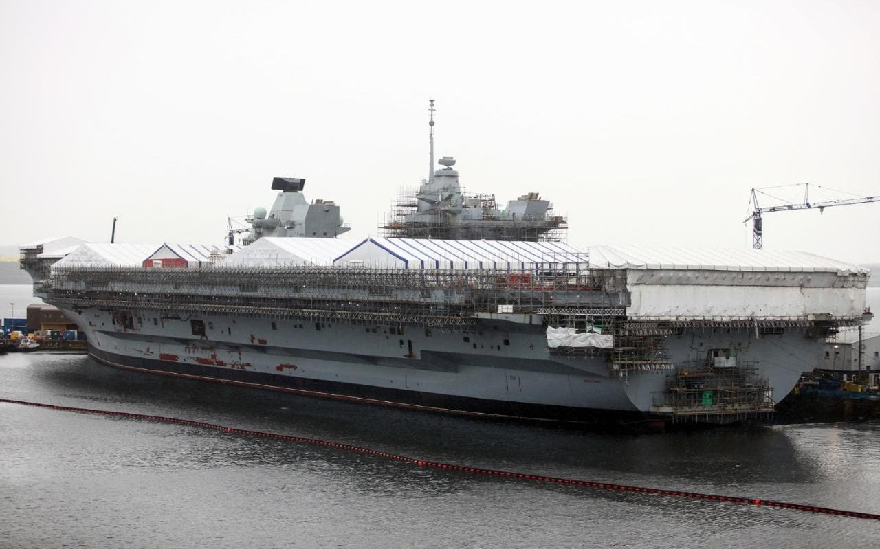 Royals Royal Car Wallpaper Britain S Vast New Aircraft Carriers Will Make Enemies