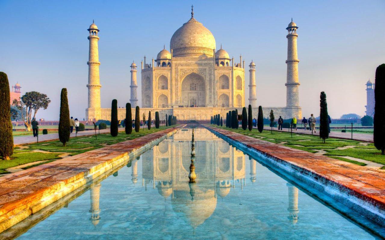 Indian Archaeologists Refute Claim Taj Mahal Was Once A