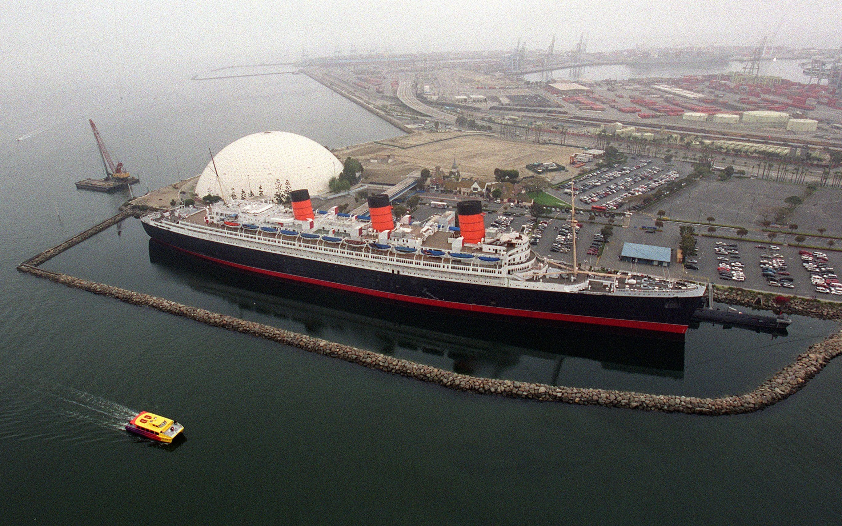 Queen Mary Ship Corroded Fixes Could Near 300 Million