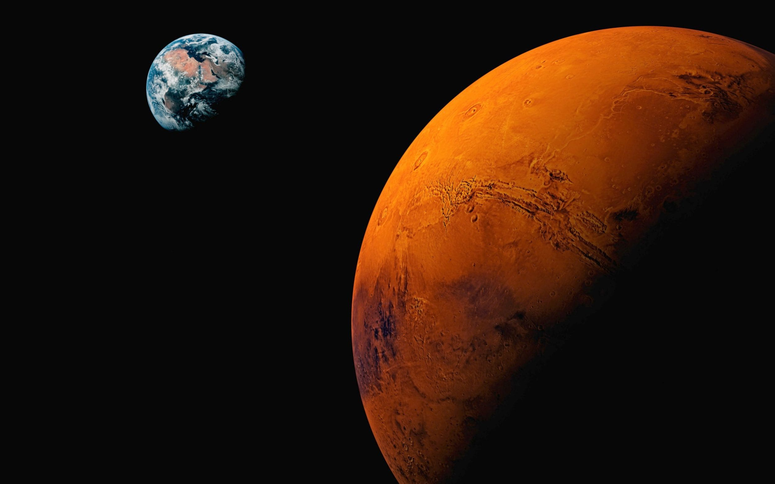 Iss Wallpaper Hd Scientists Edge Closer To Solving Mystery Of Life On Mars