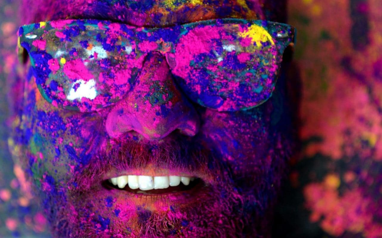 Indian Culture Wallpaper Hd Holi Festival 2018 In Pictures India Celebrates The