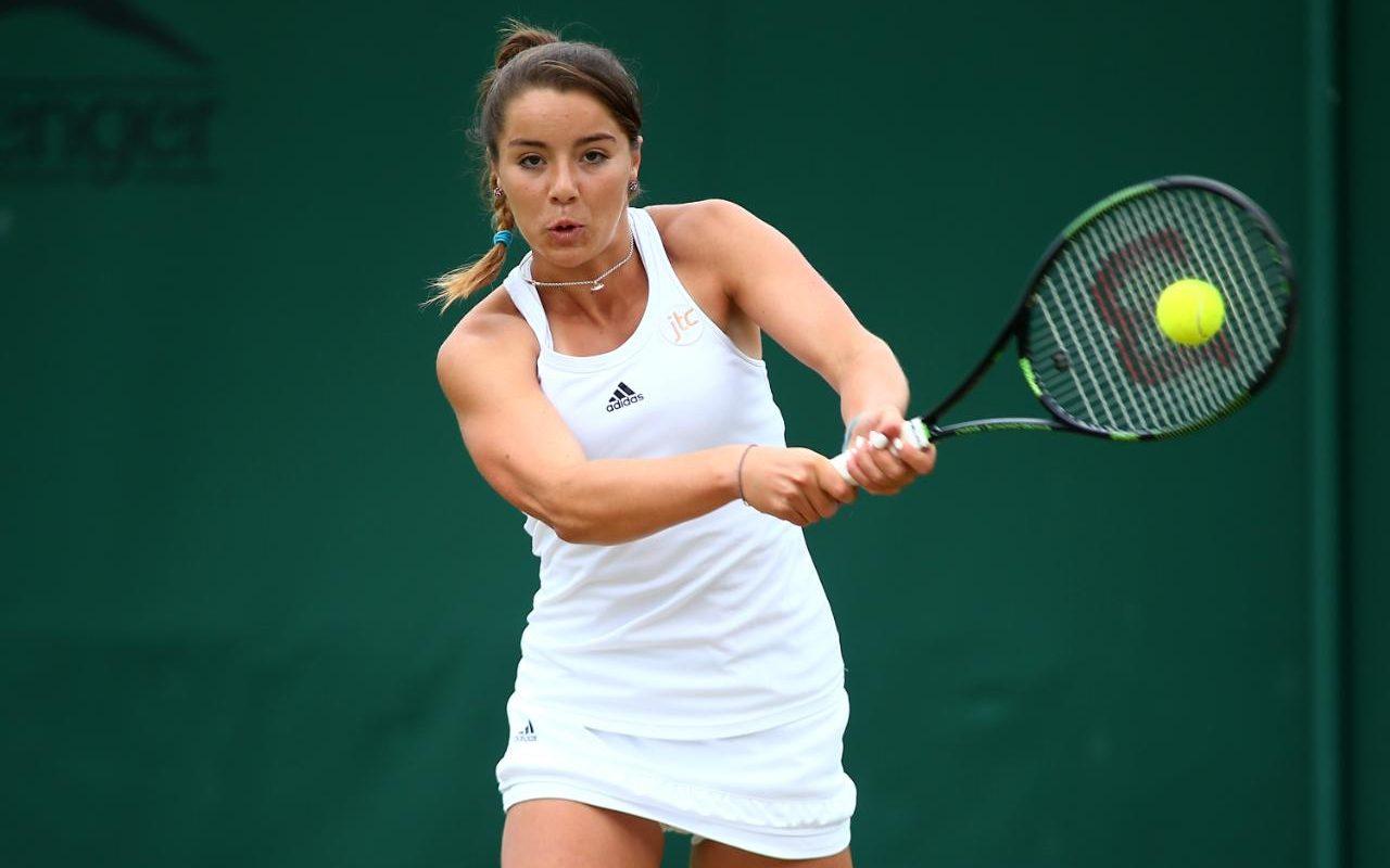 Rude Girl Wallpaper Rising Stars Of Tennis Jodie Burrage Says British Players