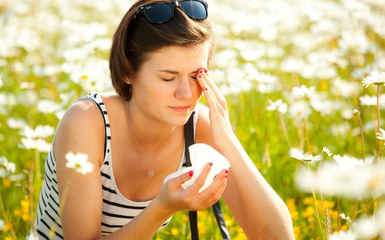 Fever Girl Wallpaper Hay Fever Cure Just Three Years Away Scientists Believe