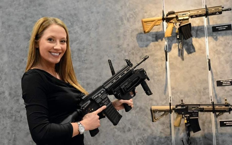 Gangster Girls And Guns Wallpaper Trump Supporters Are Terrifying American Women Into Buying