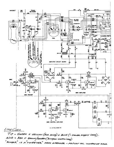 AE 880 Speakerphone, Ae880a Tl