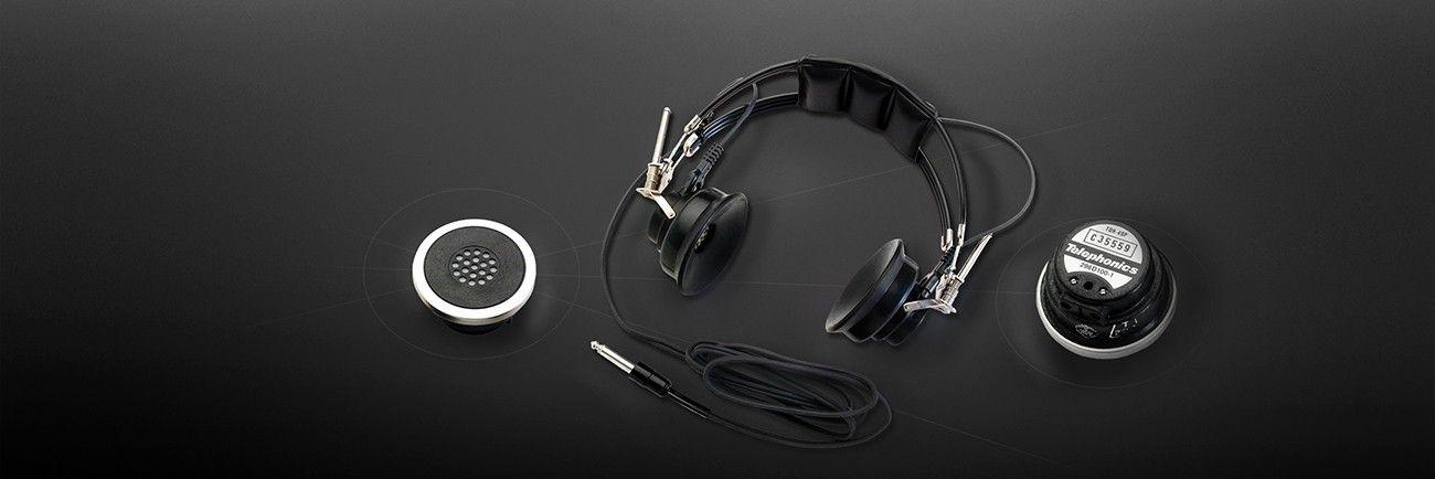 TDH Series Audiometric Earphones - Telephonics