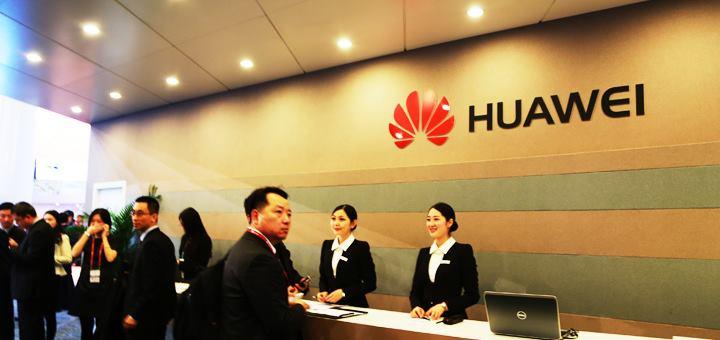 Huawei Pavilion en el MWC14 - Imagen: Huawei