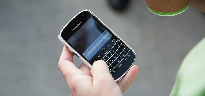 Imagen: BlackBerry