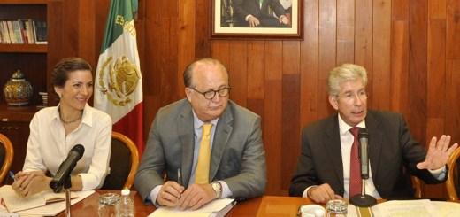 Presentación de los resultados sobre la Situación Actual del Proyecto México Conectado en el Estado de Morelos. Imagen: SCT