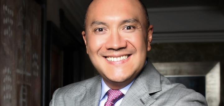 Roberto Mendoza, director Ejecutivo de Asuntos Corporativos de Cable & Wireless Panamá