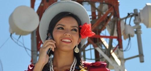 Imagen: Entel Bolivia