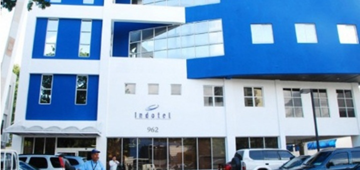 Edificio de Indotel. Imágen: Indotel