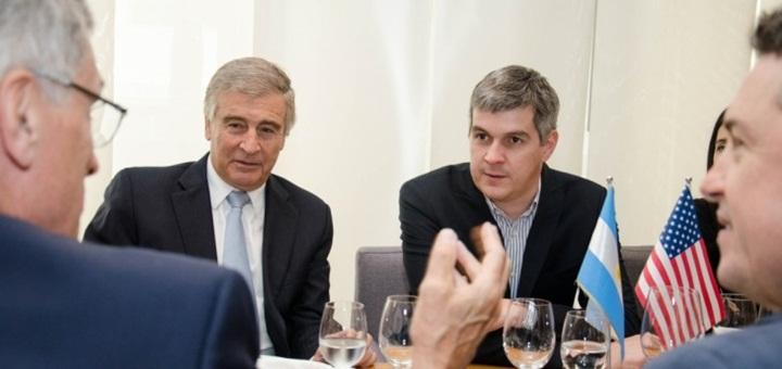 Argentina y Estados Unidos firmaron acuerdo de cooperación. Imagen: Enacom.