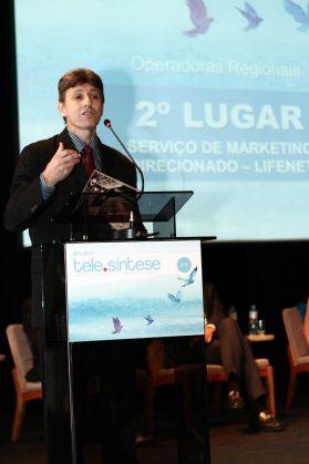 Oswaldo Zanguettin Filho, diretor da LifeNet.