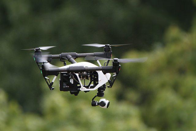 drone Foto by DFSB DE