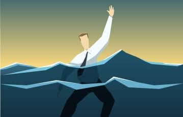 executivo empresas afundando crise disputa briga embate abandonado impostos sozinho