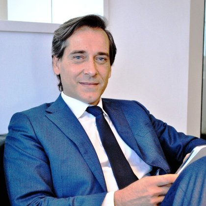 Presidente da TIM Brasil (foto: divulgação)