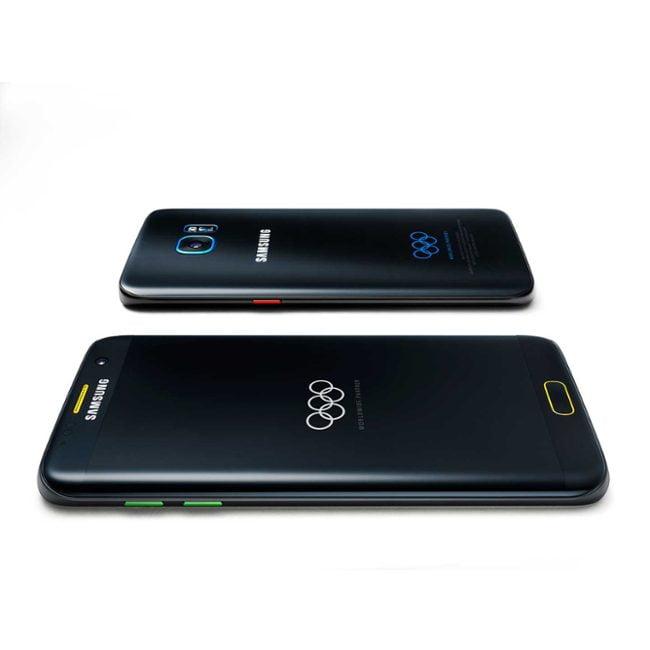 Samsung lança versão inspirada nas Olimpíadas do Galaxy S7