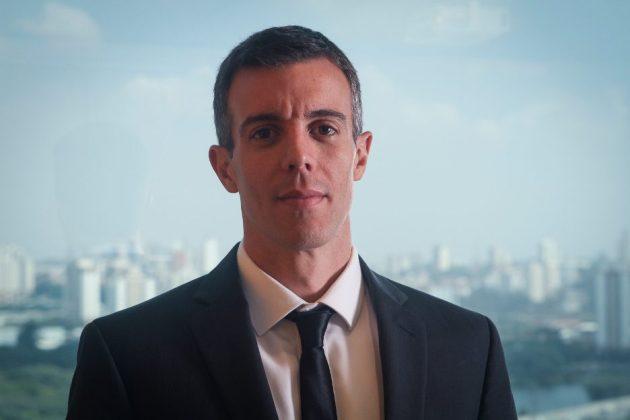 Alex Inglês, no diretor geral da BT no Brasil (Foto: Marcelo Mug / Divulgação)