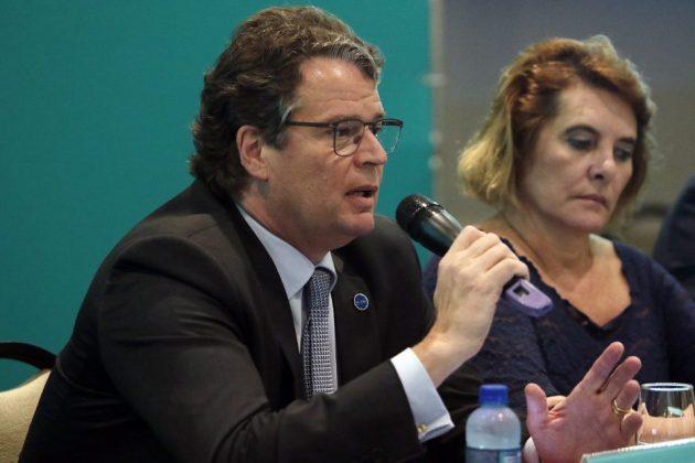André Borges| Encontros Tele.Síntese 51 - 21/11/17 – Brasília-DF | Foto: Gabriel Jabur