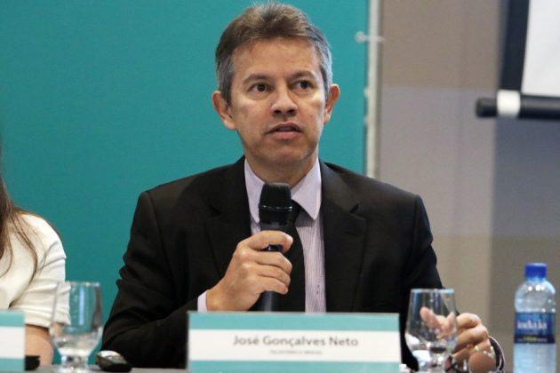 José Gonçalves Neto | Encontros Tele.Síntese 51 - 21/11/17 – Brasília-DF | Foto: Gabriel Jabur