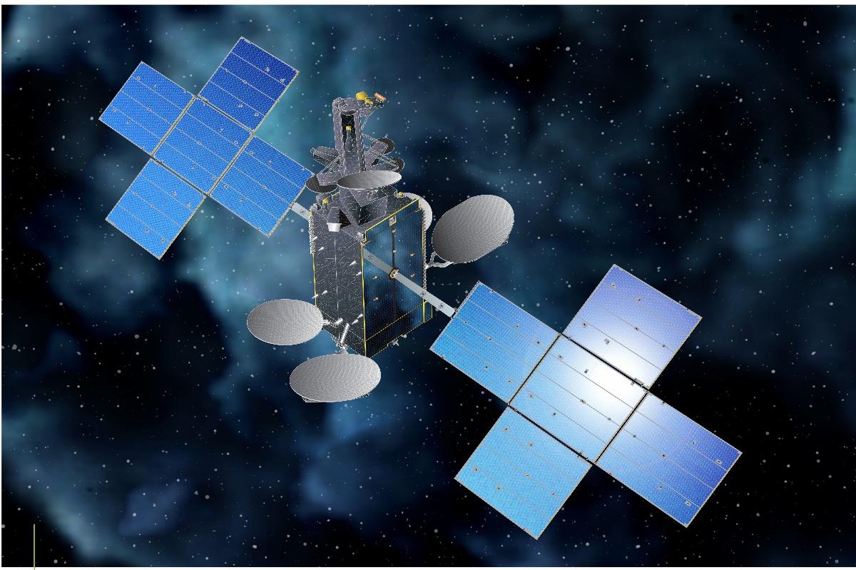 SpaceX lança foguete Falcon 9 e pões satélite banda larga em órbita