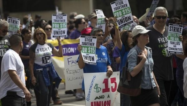 Low-Wage Workers Struggles are About Much More Than Wages Opinion
