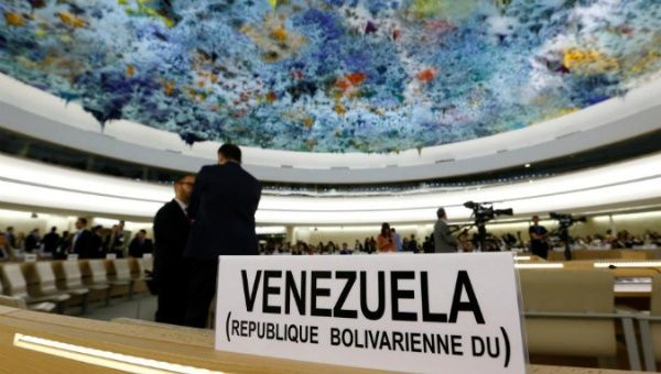 Venezuela Denounces Illegal Meeting Convened by the US in UN News