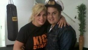 Jorge Berra y Lilian Ruiz