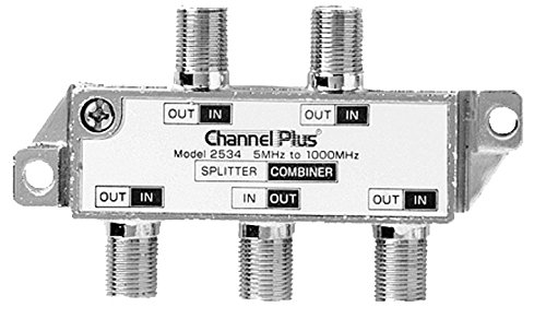 3 channel audio splitter