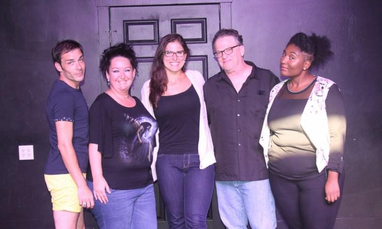 Scot Rose, Vanessa Mariposa Gibson, Renee Lo, Ernie Smith and Elizabeth McDougal