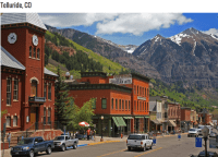 Telluride, Colorado Was Ranked One Of The Most Beautiful ...