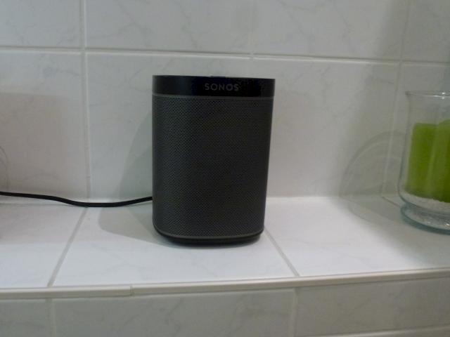 Sonos Play1 Im Test Erste Erfahrungen Mit Neuem Soundsystem   Play 1  Badezimmer