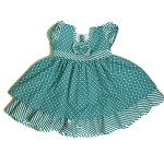 Baby Cotton Frock Design