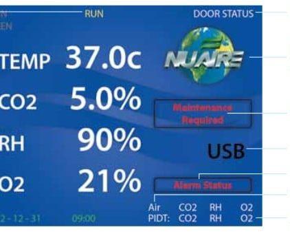 screen-5800 Nuaire