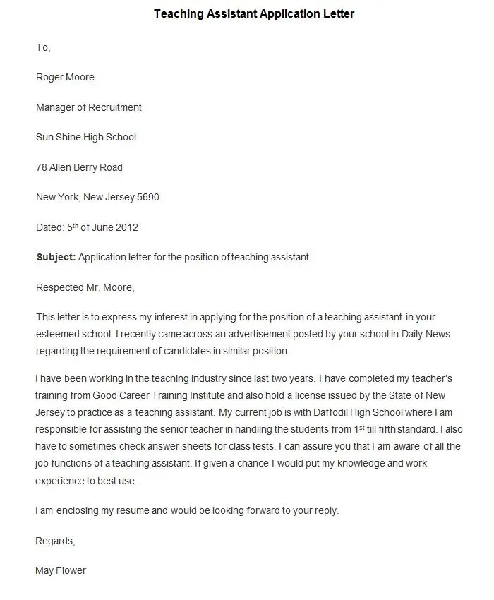Analysis Essay Writing Help Where To Get Some Samples 11 Websites - cover letter for teacher assistant