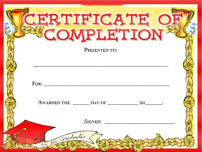 kids certificate template datariouruguay - free certificate template for kids