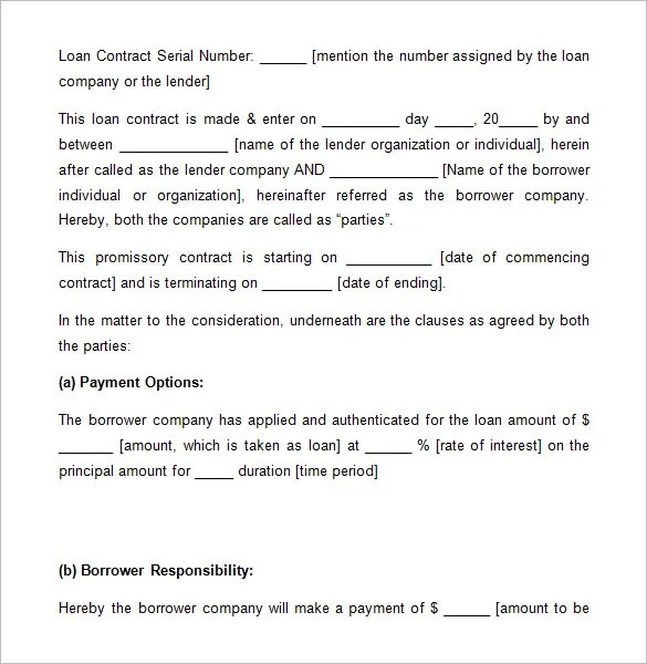 Simple Artist Management Contract Template  Create Professional