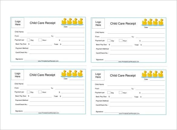 Child-Care-Receipt-Word-Downloadjpg