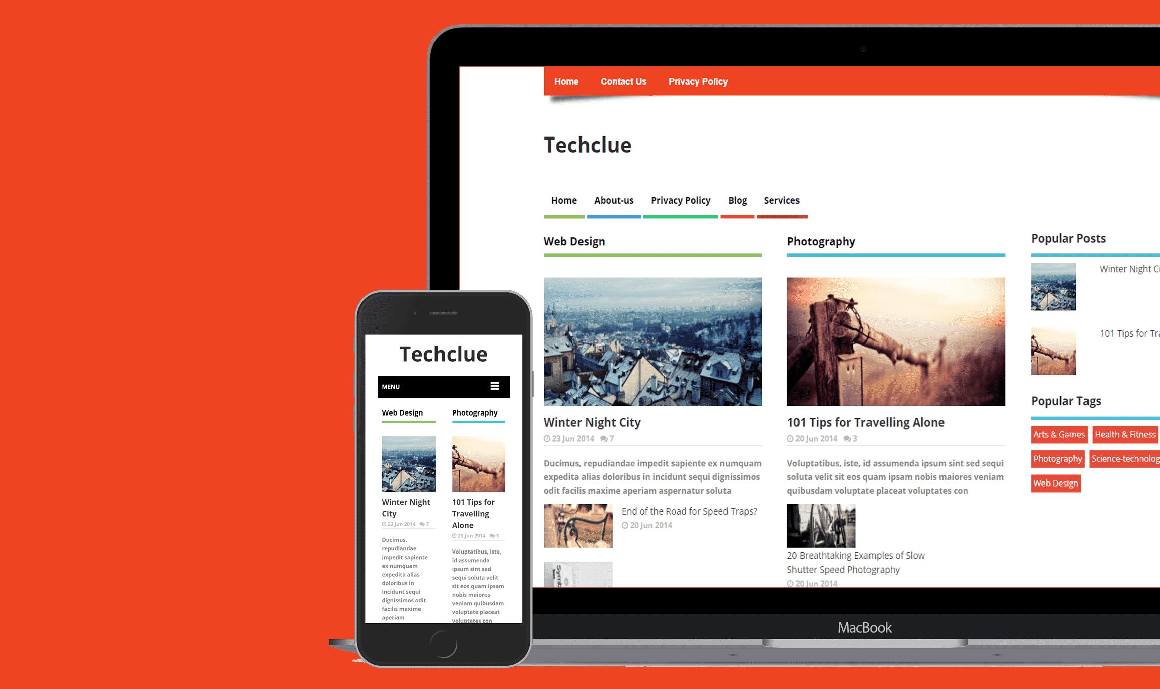 About Us Templateclue Premium Blogger Templates Download